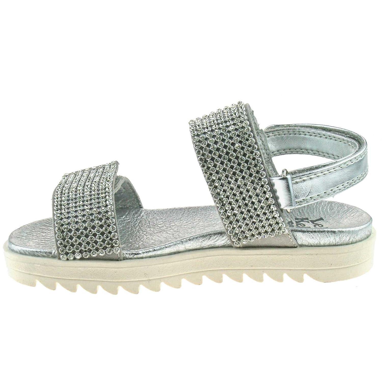 Lelli Kelly LK9400 Beatrice Argento Sandals AH01