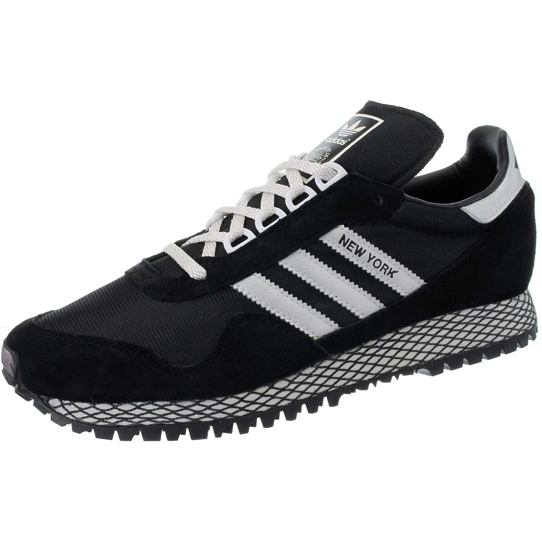 buy online 4d311 0b147 adidas New York, Zapatillas de Deporte para Hombre  Amazon.es  Zapatos y  complementos