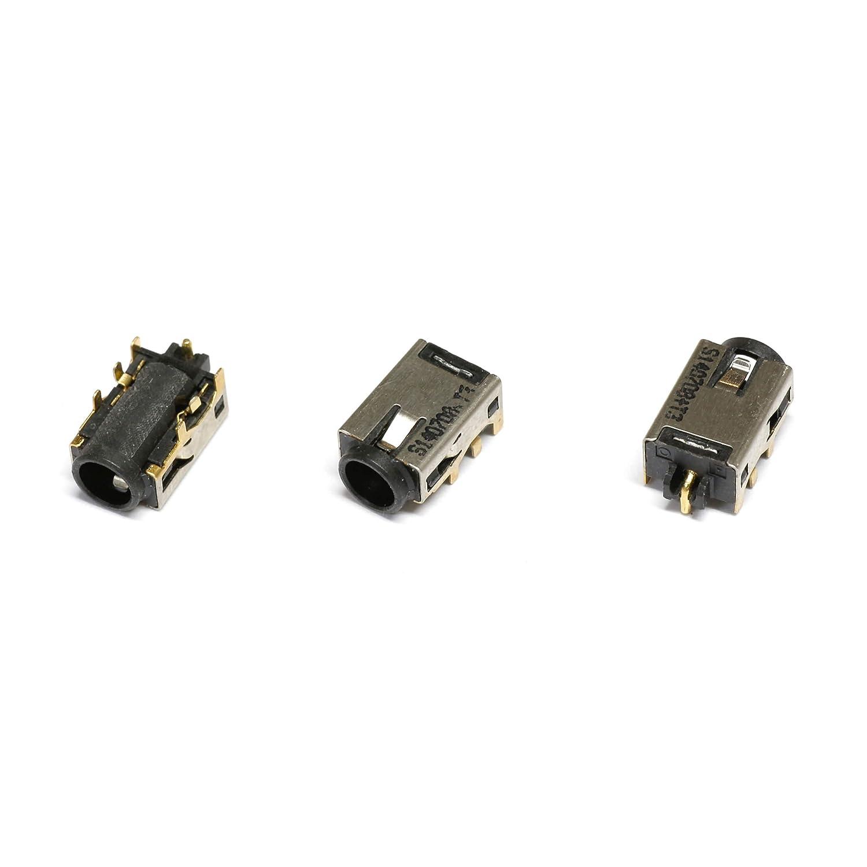 DNX Connecteur de Charge et d'alimentation Compatible pour PC Portable ASUS ZENBOOK VIVOBOOK UX32VD, DC in Jack Power, Note-X Livraison Gratuite