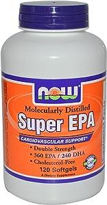Now Foods Super Omega EPA, 120 Softgels