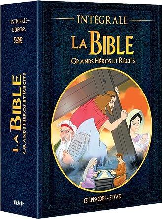La Bible, Grands Héros et Récits - Intégrale - 13 épisodes - 5 DVD