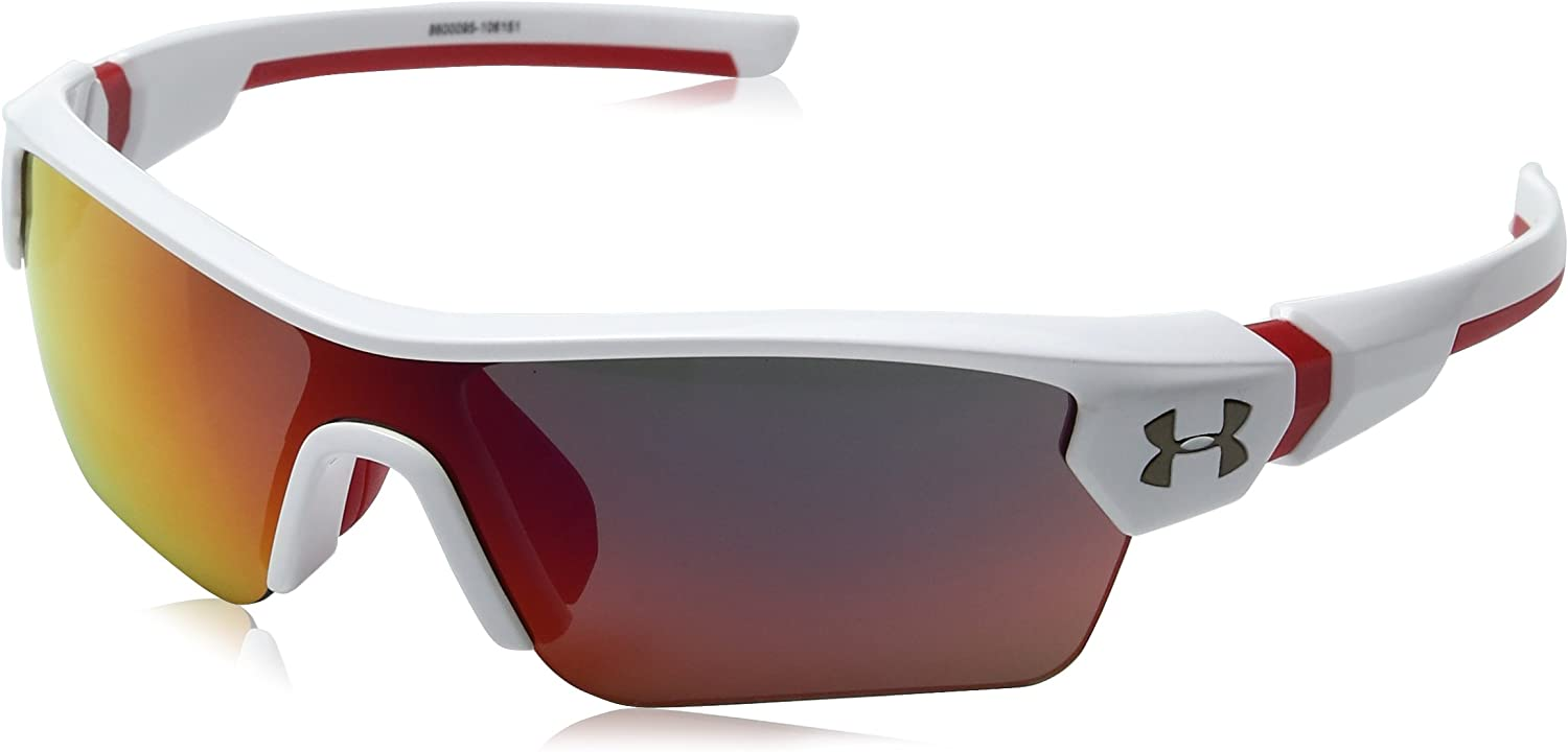 Under Armour Kids Ua Menace Wrap Sunglasses