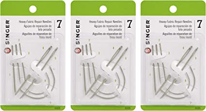 5-Piece Assorted Styles /& Sizes Dritz Home 44011 Specialty Hand Needles