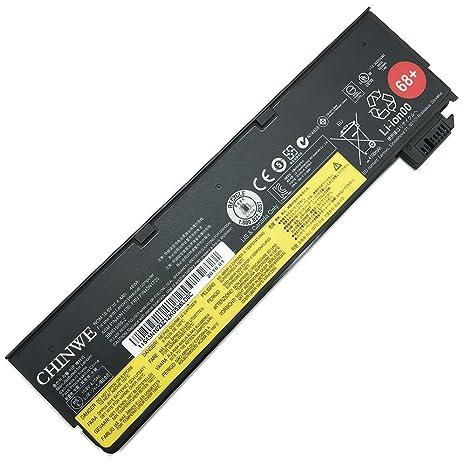 CHINWE 68+ (0C52862) Laptop Battery for Lenovo ThinkPad L450 L460 L470 P50S  T440 T440s T450 T450s T460 T460P T470P T550 T560 W550s X240 X250 X260