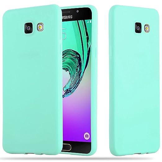 26 opinioni per Cadorabo- Custodia Candy silicone TPU Samsung Galaxy A5 (6) (Modello 2016) super