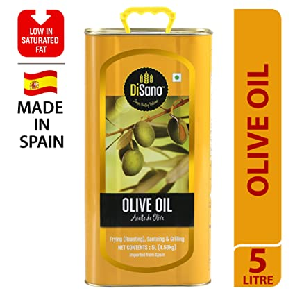 Disano Pure Olive Oil, 5L Tin
