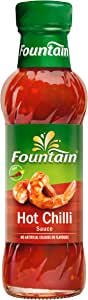 Fountain Hot Chilli Sauce, 250 ml