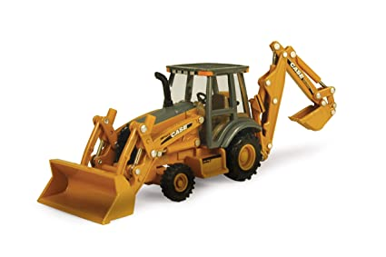 Buy ERTL 1:50 Case 580 Super M Series 3 Backhoe Online at