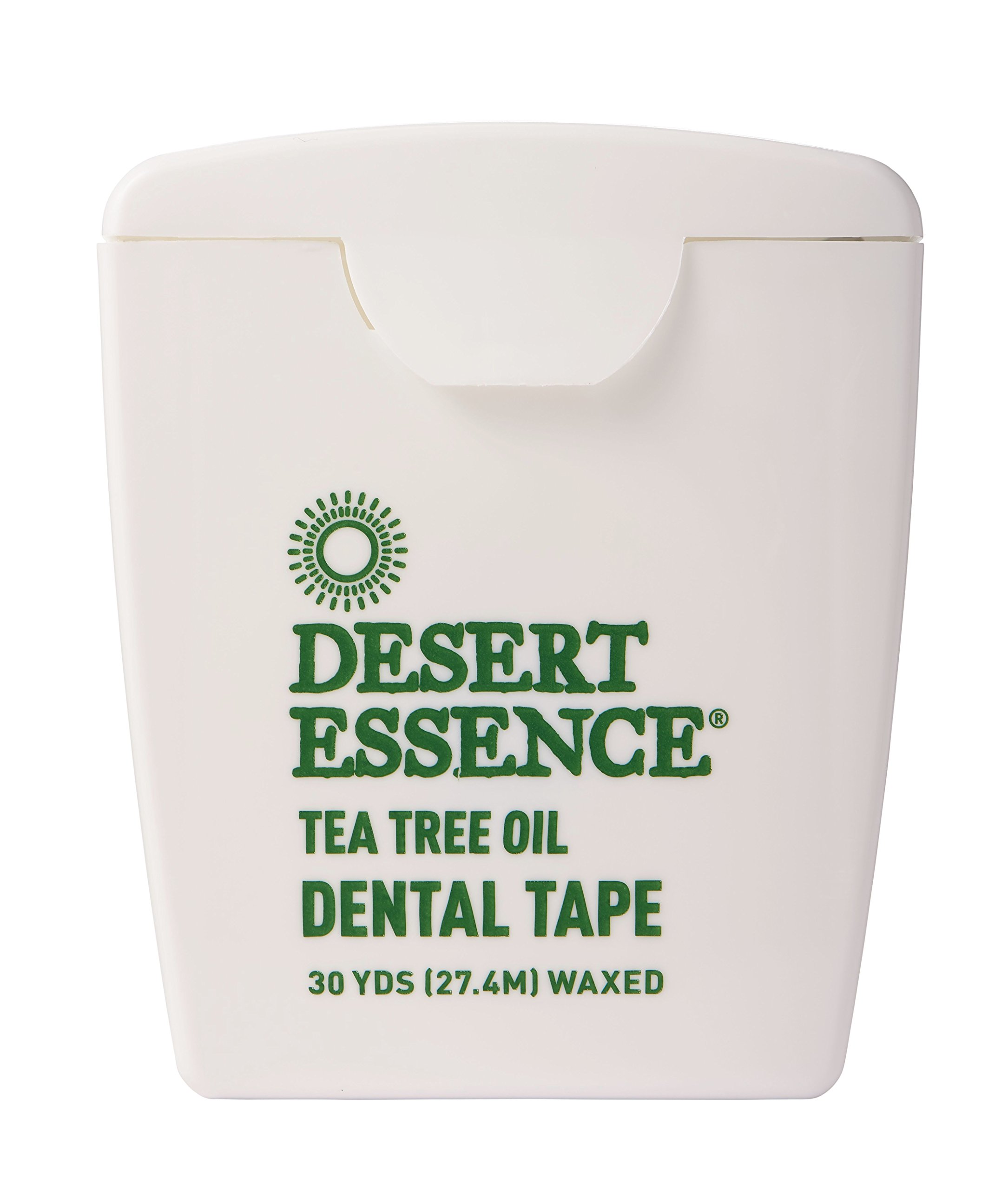 Desert Essence Tea Tree Dental Tape(12pk) - 30 yds