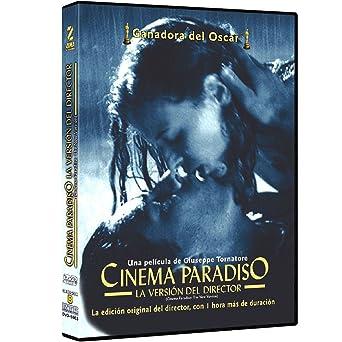 Amazon Com Cinema Paradiso Version Del Director Phillipe Noiret Giuseppe Tornatore Movies Tv