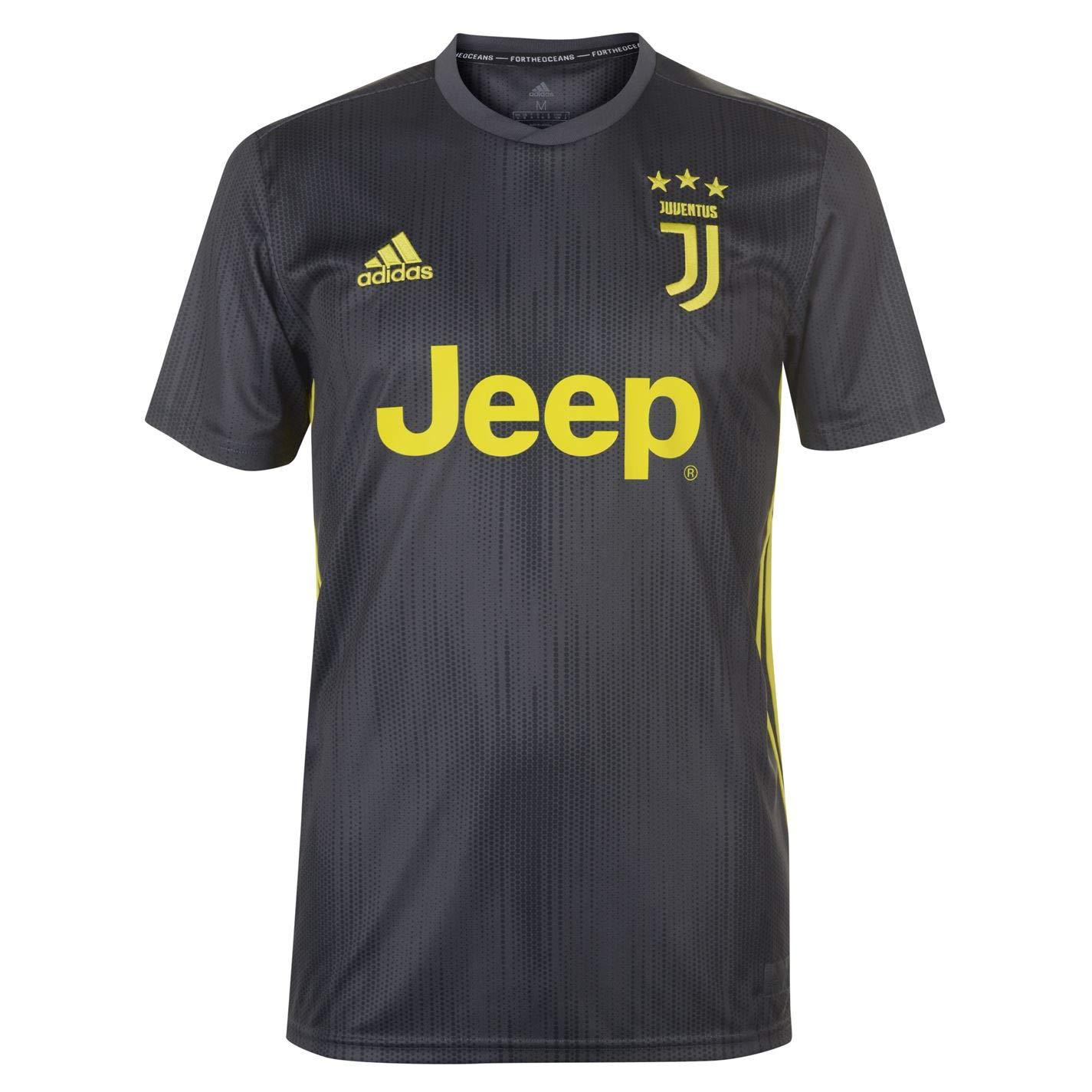 098e45aba Amazon.com   adidas 2018-2019 Juventus Third Football Shirt   Sports    Outdoors