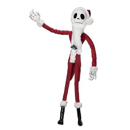Tim Burton Christmas Jumper.Disney Jack Skellington Sandy Claws Plush Tim Burton S The Nightmare Before Christmas Medium 27