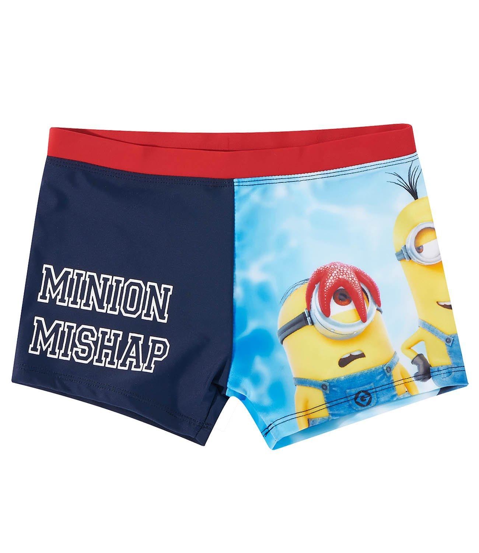Minions Despicable Me Chicos Pantalón bañador - Azul