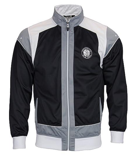 2c18e437a Amazon.com   Brooklyn Nets NBA Big Bys Youth Walt Full Zip Jacket ...