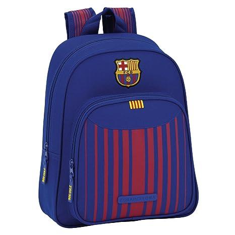 Safta Futbol Club Barcelona 611729006 Mochila Infantil