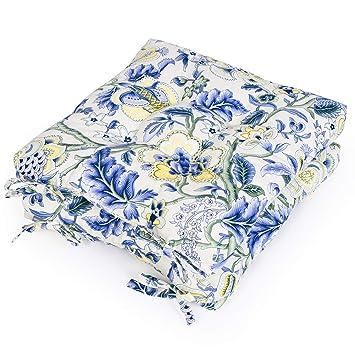 Amazon.com: Shinnwa - Cojín de tela estampada: Home & Kitchen