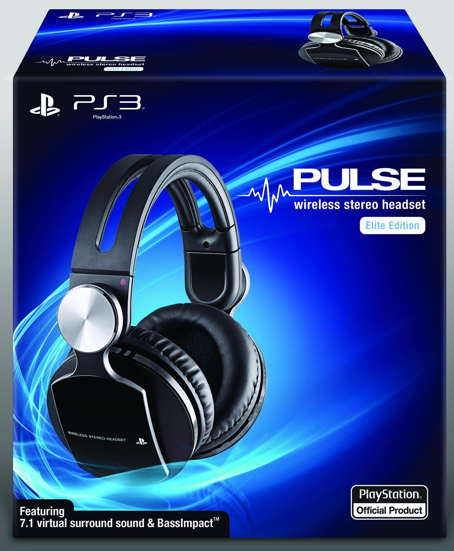 Amazon.com: Pulse Elite Edition Wireless Stereo Headset ...