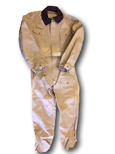 baa99dc728c8a Cissbury Czech Army Cold War Motorcycle Riding Suit, Rare Cafe Racer Riding  Gear (L): Amazon.co.uk: Clothing