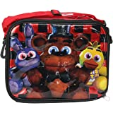 Lunch Bag - Five Nights at Freddy's - Bonnie Chica Red/Black 153896