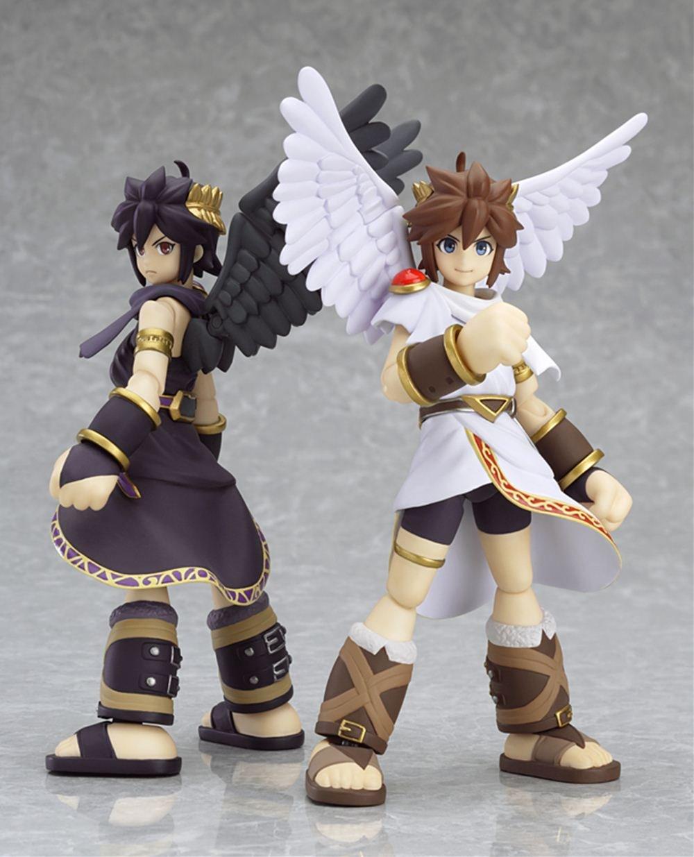 Amazon Good Smile Kid Icarus Uprising Pit Figma Action Figure Toys Games