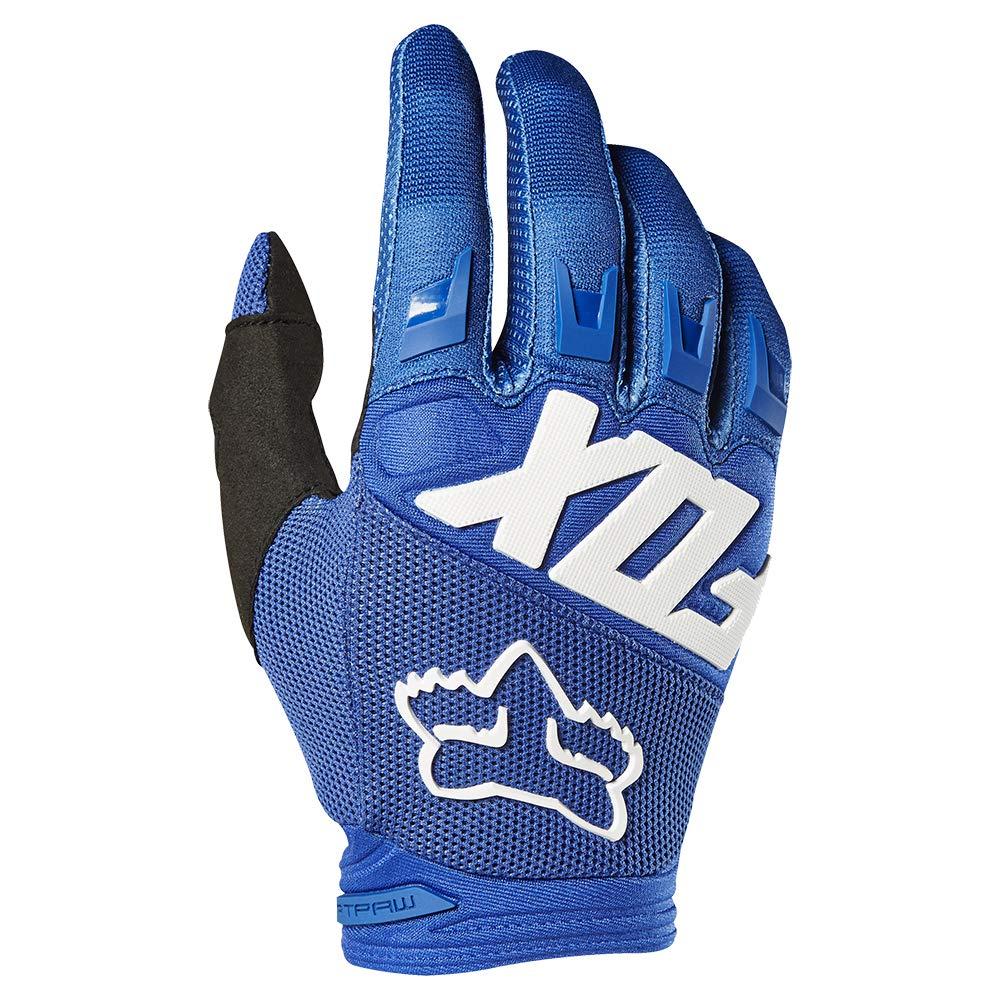 2019 Fox Racing Dirtpaw Race Gloves-Blue-S