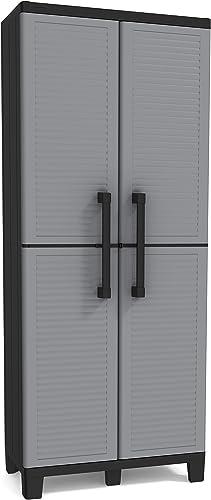 KETER Space Winner Grey, Garage Storage Cabinet