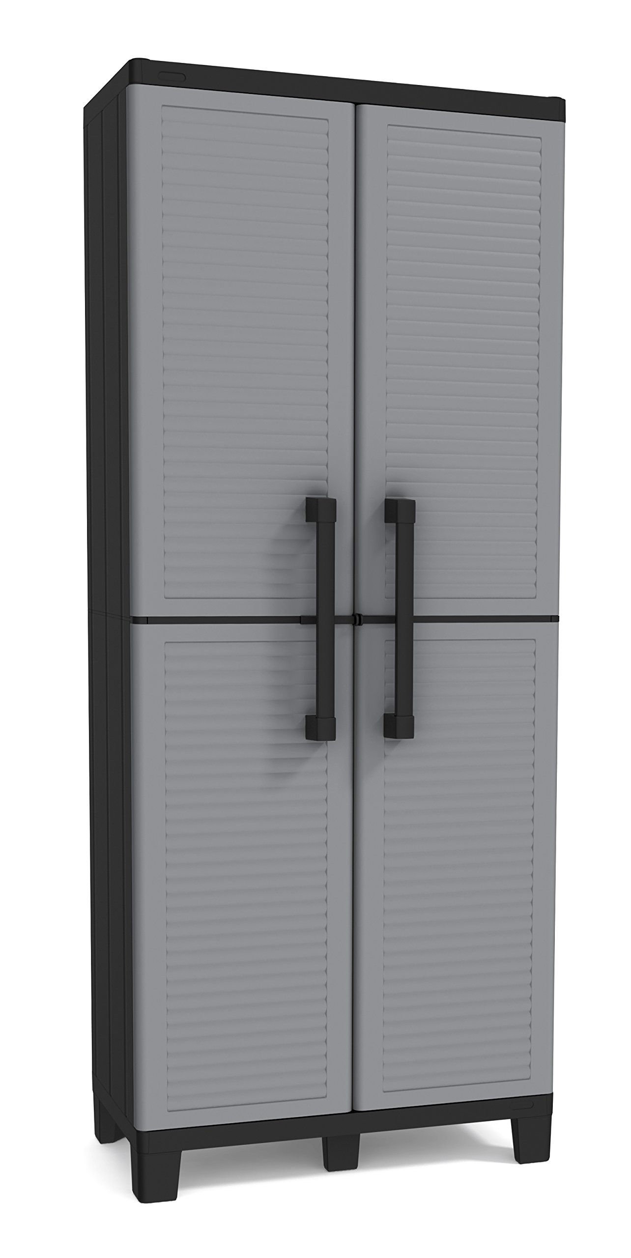 Keter Space Winner, 5.6'' Tall Utility Cabinet, Gray by Keter