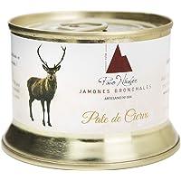 Jamones Bronchales - Paté de Ciervo - Reservas