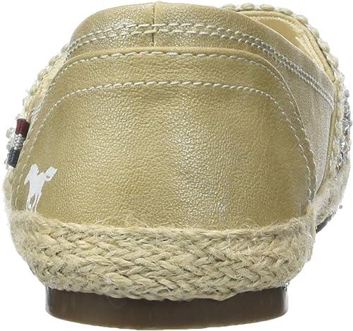 Femme Mocassins Mustang 1266-204-699 Loafers