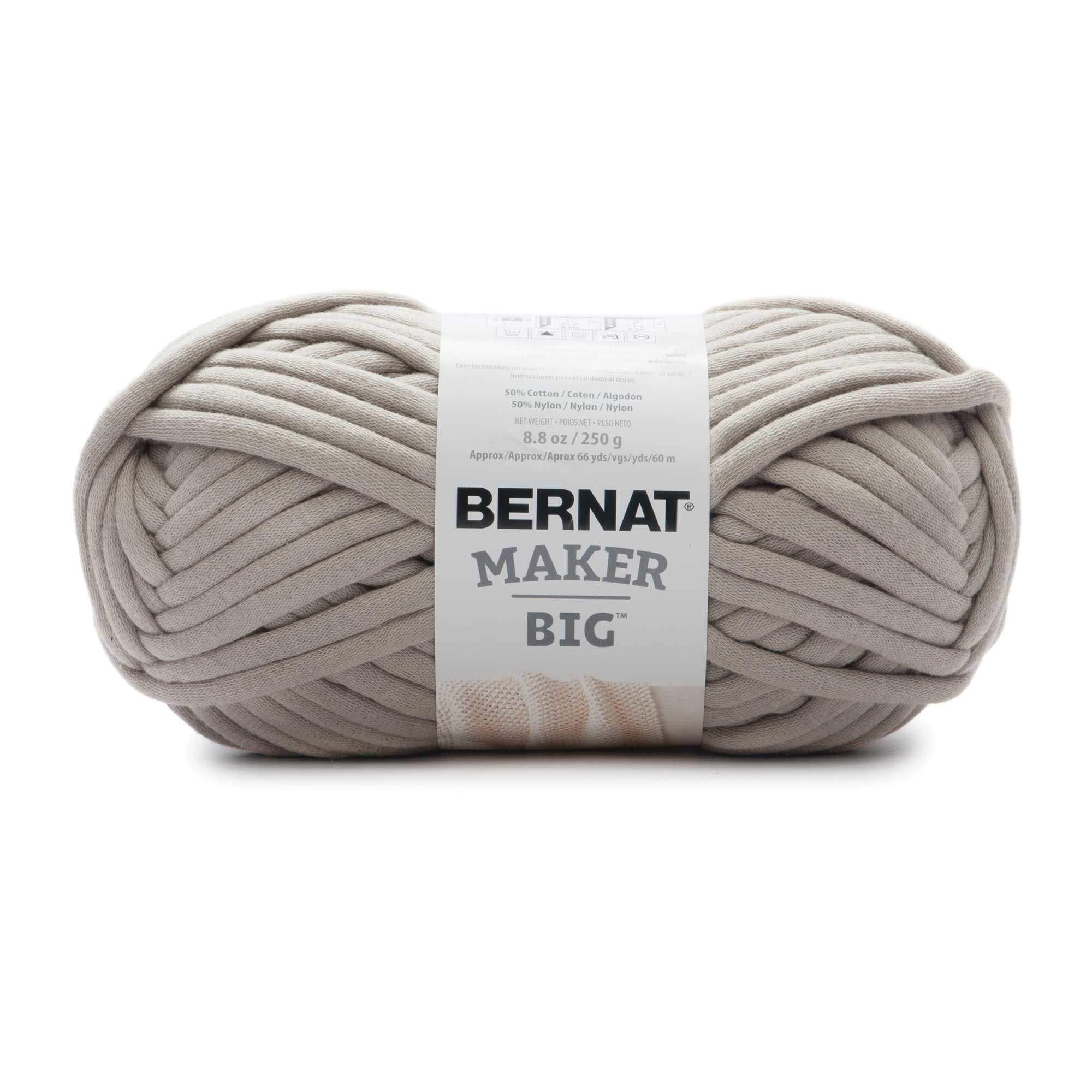 Bernat 16122525019 Maker Big Yarn Pebbles Varg