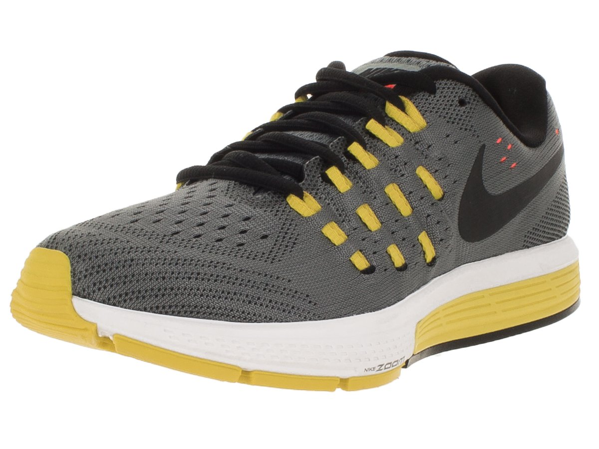 NIKE Women's Air Zoom Vomero 11 Running Shoe B01CKSZVRQ 10.5 B(M) US|COOL GREY/BLACK-HYPER ORANGE-OPT YELLOW