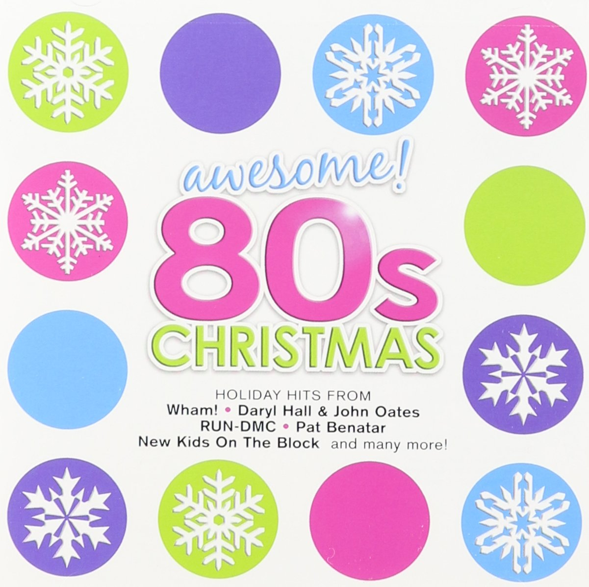 Amazon.com: Awesome 80s Christmas: Music