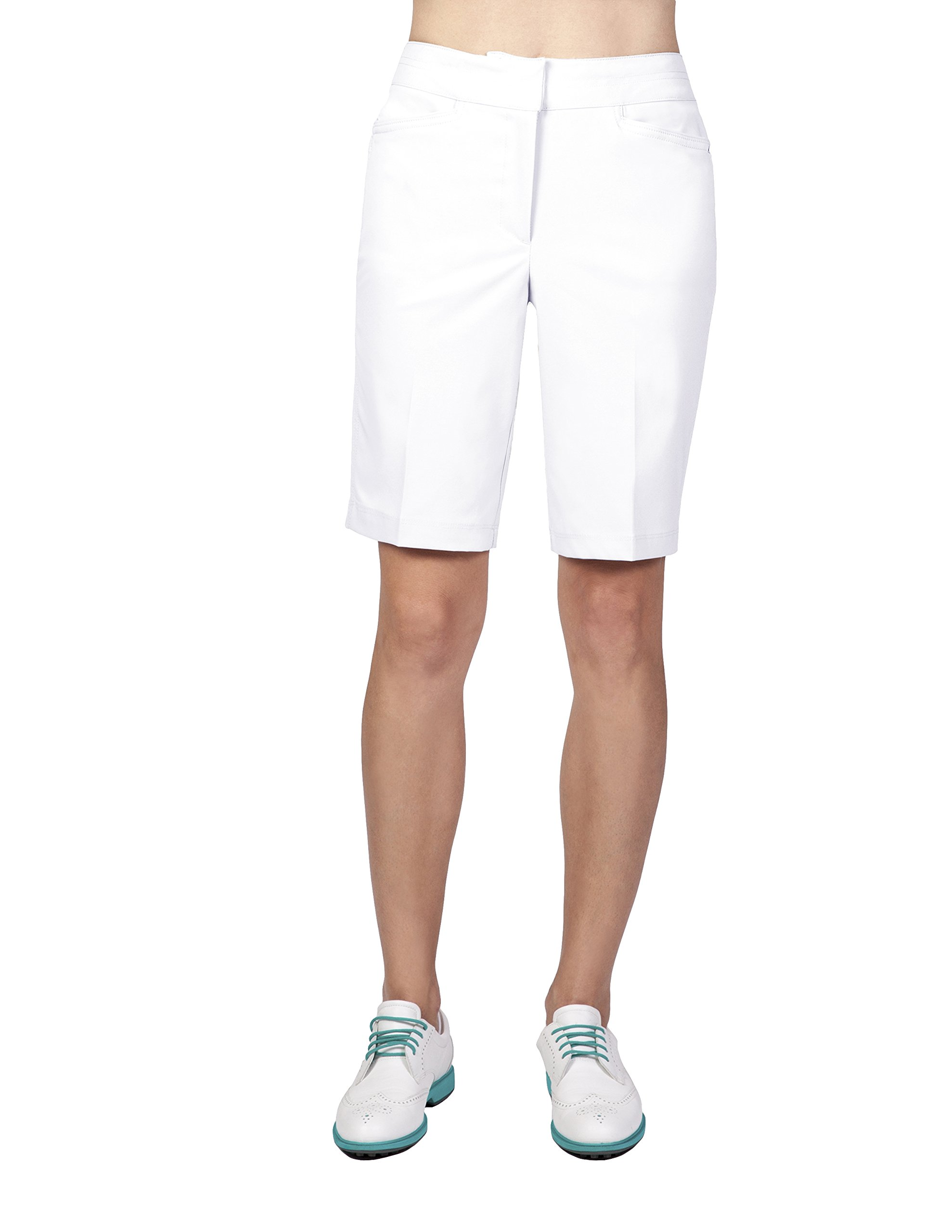 Tail Activewear Classic Short 14 White by Tail Activewear