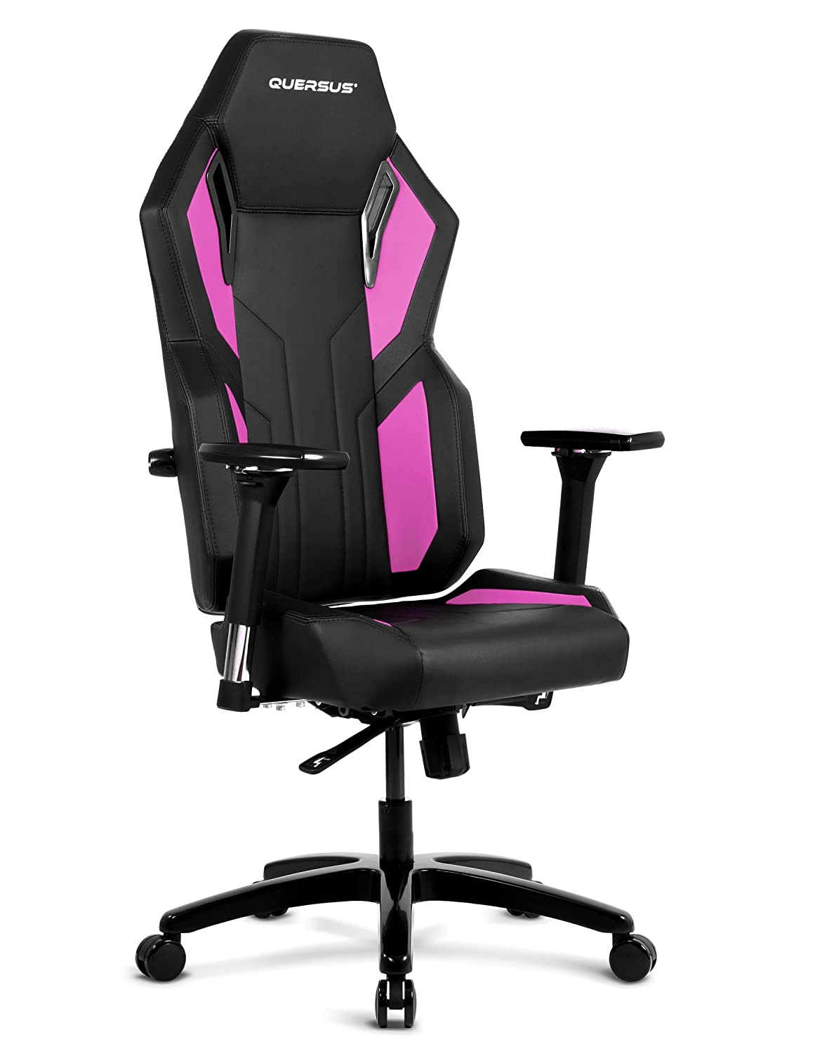 Outstanding Quersus Gaming Chair Vaos 502 Executive Office Chair Pink Machost Co Dining Chair Design Ideas Machostcouk