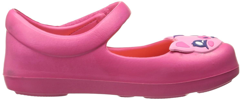 Skechers Kids Paw Princess EVA Mary Jane Hot Pink//Multi 86787N Toddler