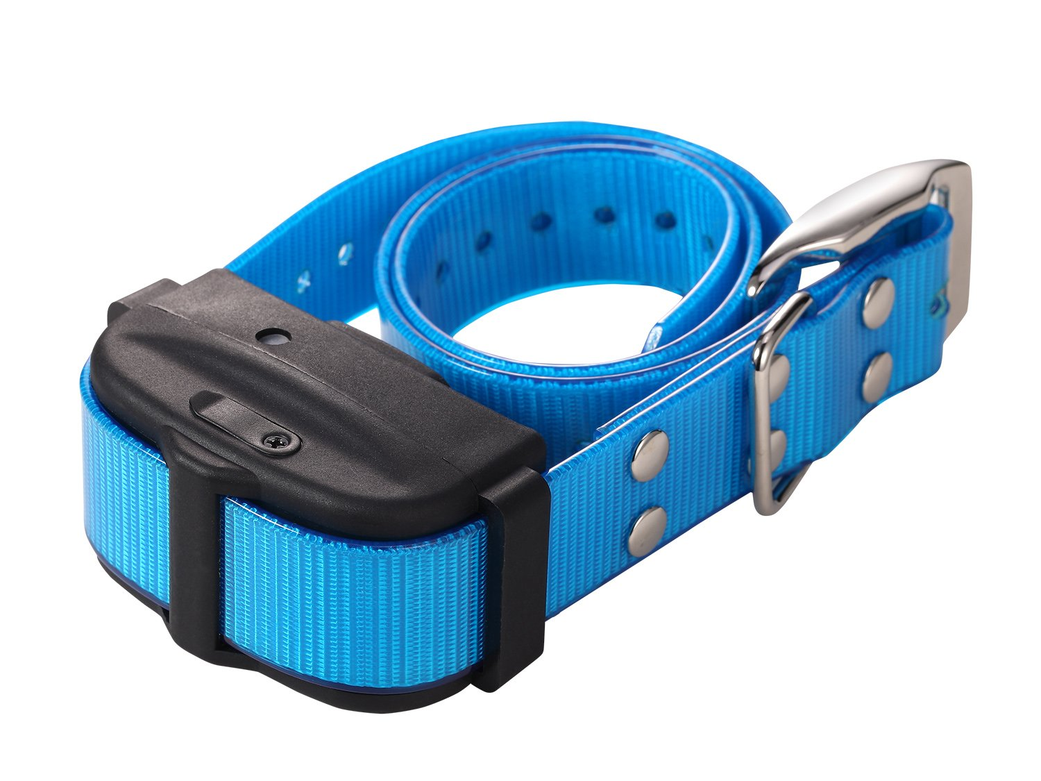Pet Resolve Extra Dog Training Collar for the Shock and Vibration System (DT- V) with the Blue Border. by Pet Resolve