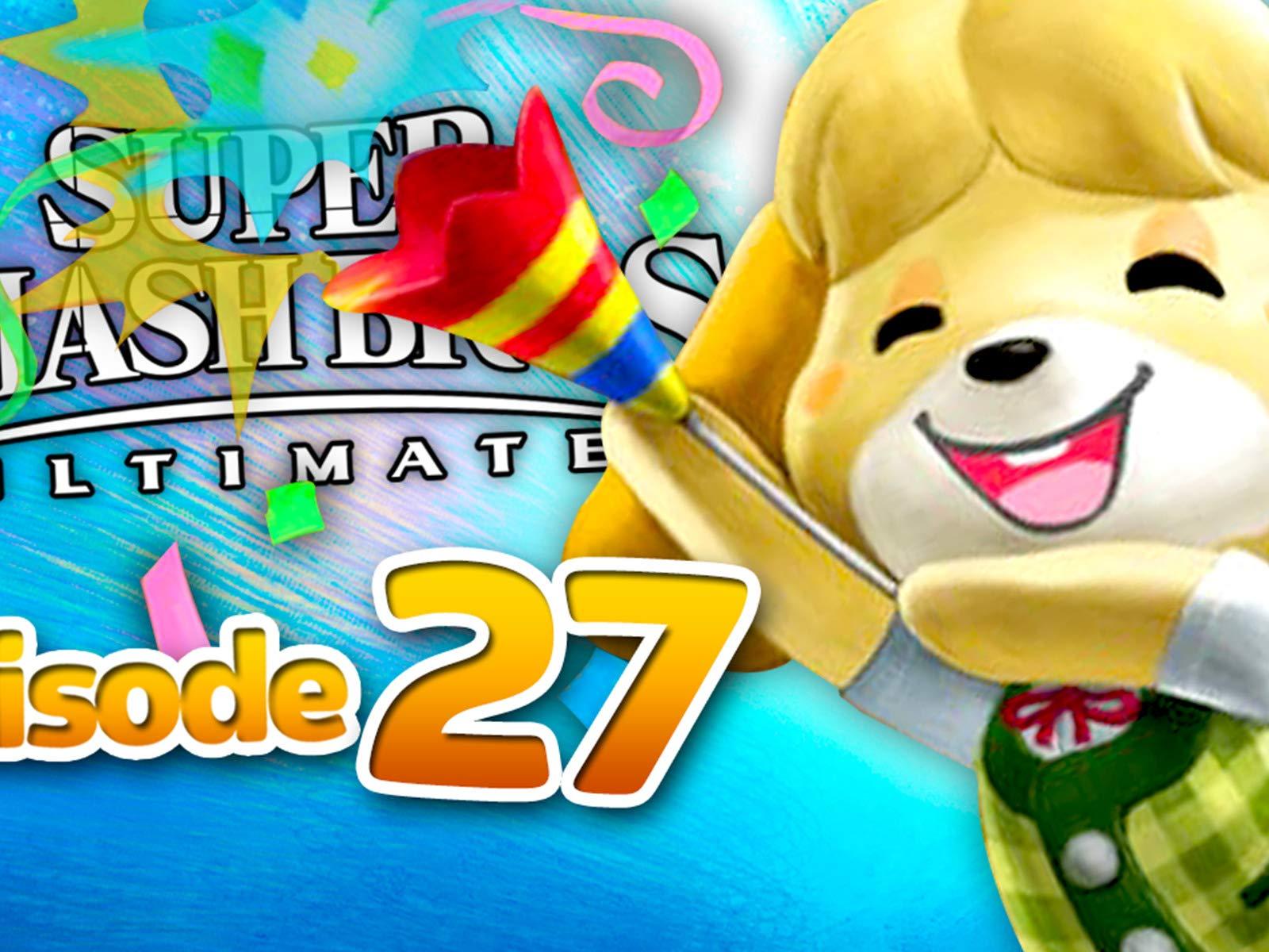 Clip: Super Smash Bros. Ultimate Gameplay - Zebra Gamer on Amazon Prime Video UK