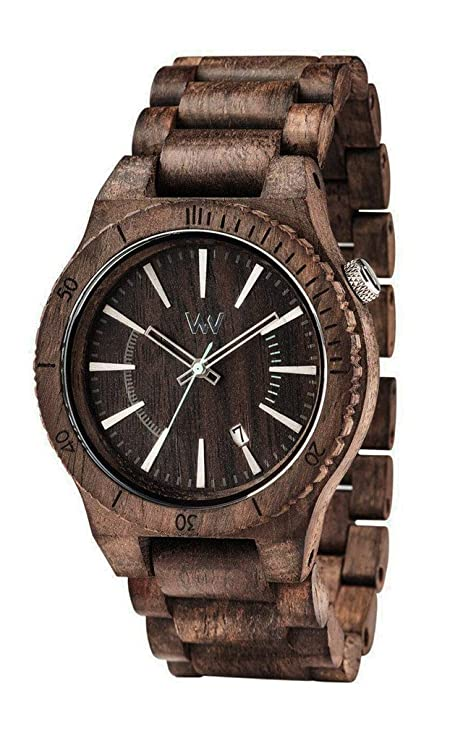 Men Wood Watch