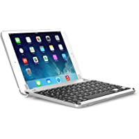Brydge 7.9 Bluetooth Backlit Aluminum Keyboard for iPad Mini 4 (Silver)