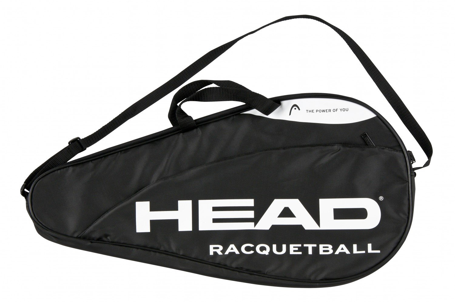 Head Deluxe Racketball Racket Cover by HEAD
