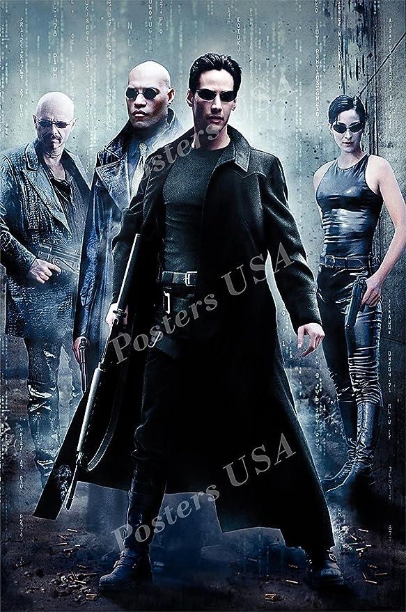 The MatrixLARGE 24X36 MOVIE POSTER Premium Poster Paper