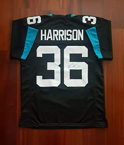 new concept dccc9 7b977 Ronnie Harrison Autographed Signed Jersey Jacksonville ...