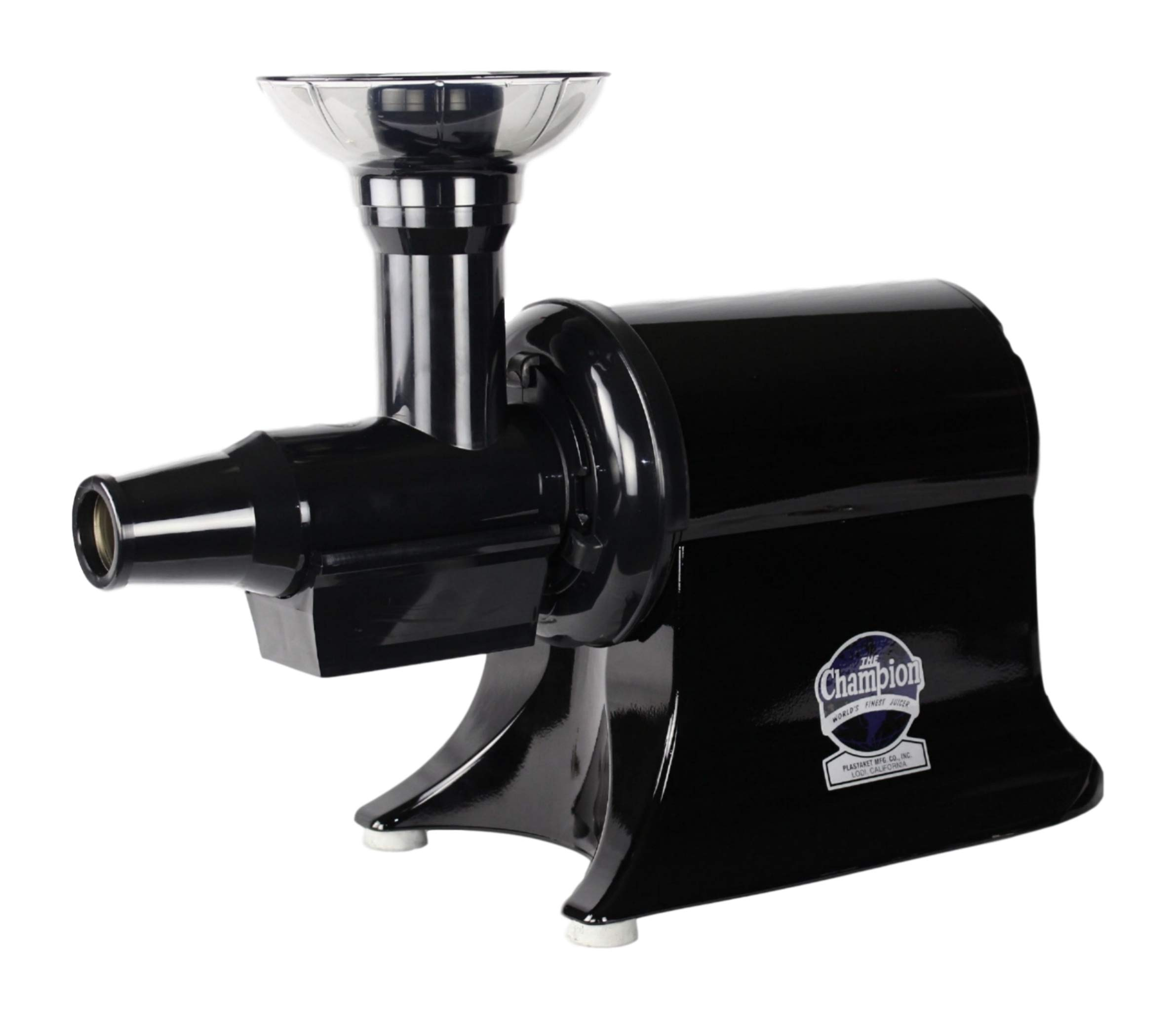 Champion Juicer - Commercial Heavy Duty Juicer - Black - G5- PG710 by Champion Juicer