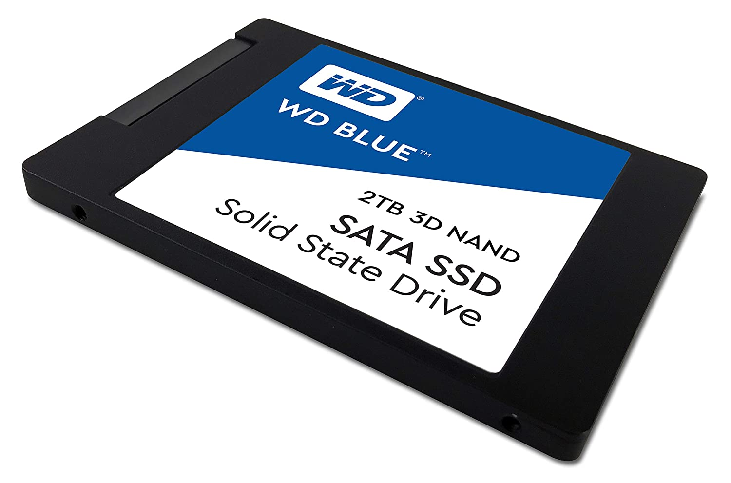 SATA III 6 Gb//s 2.5//7mm WD Blue 3D NAND 250GB PC SSD WDS250G2B0A