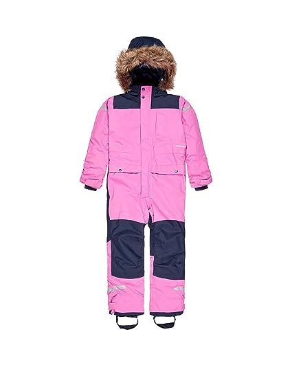 41a3055ff6c Didriksons Bjornen 2 Kids Snowsuit - Lollipop Pink (110 cms): Amazon.co.uk:  Clothing