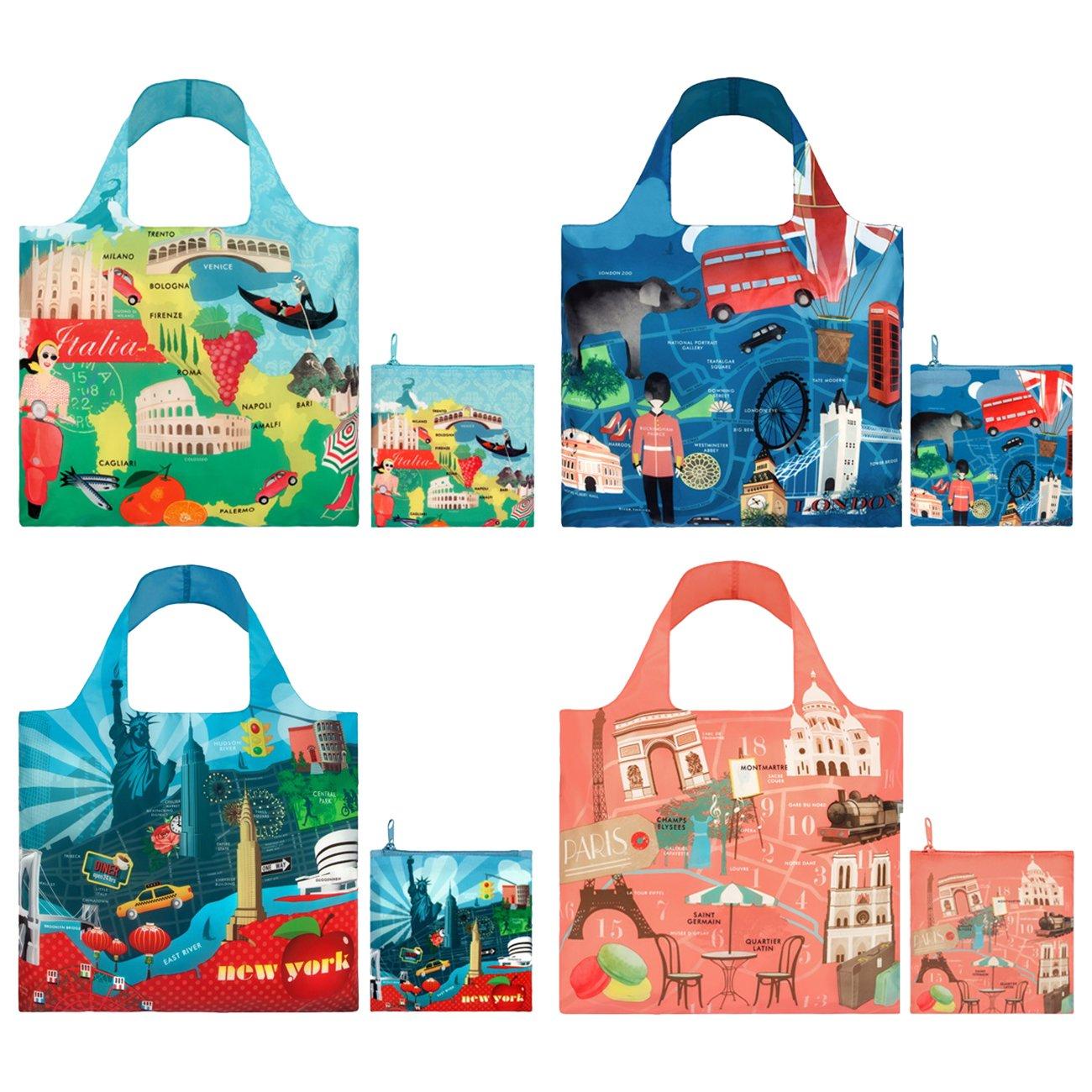 Loqi CO.FR Collection Urban1 Sac de shopping CO.UR1