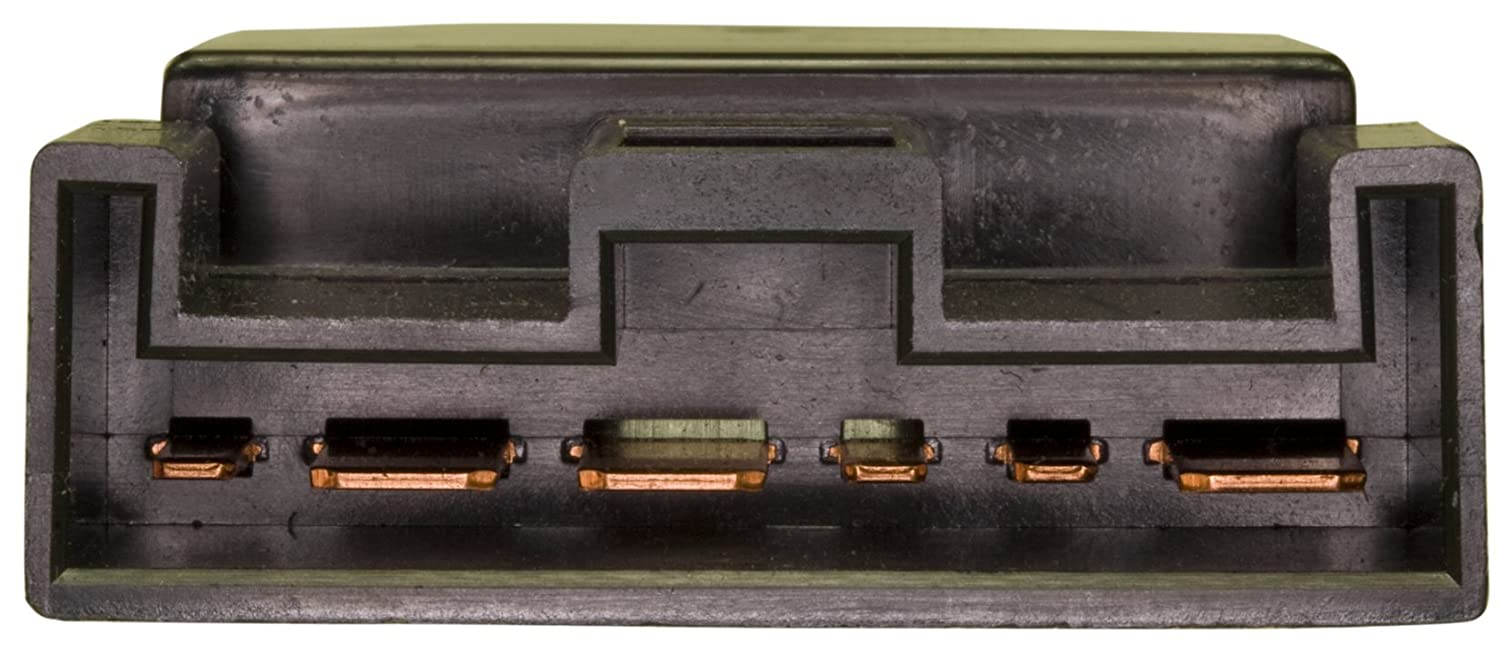 WVE by NTK 1S4568 HVAC Blower Control Switch