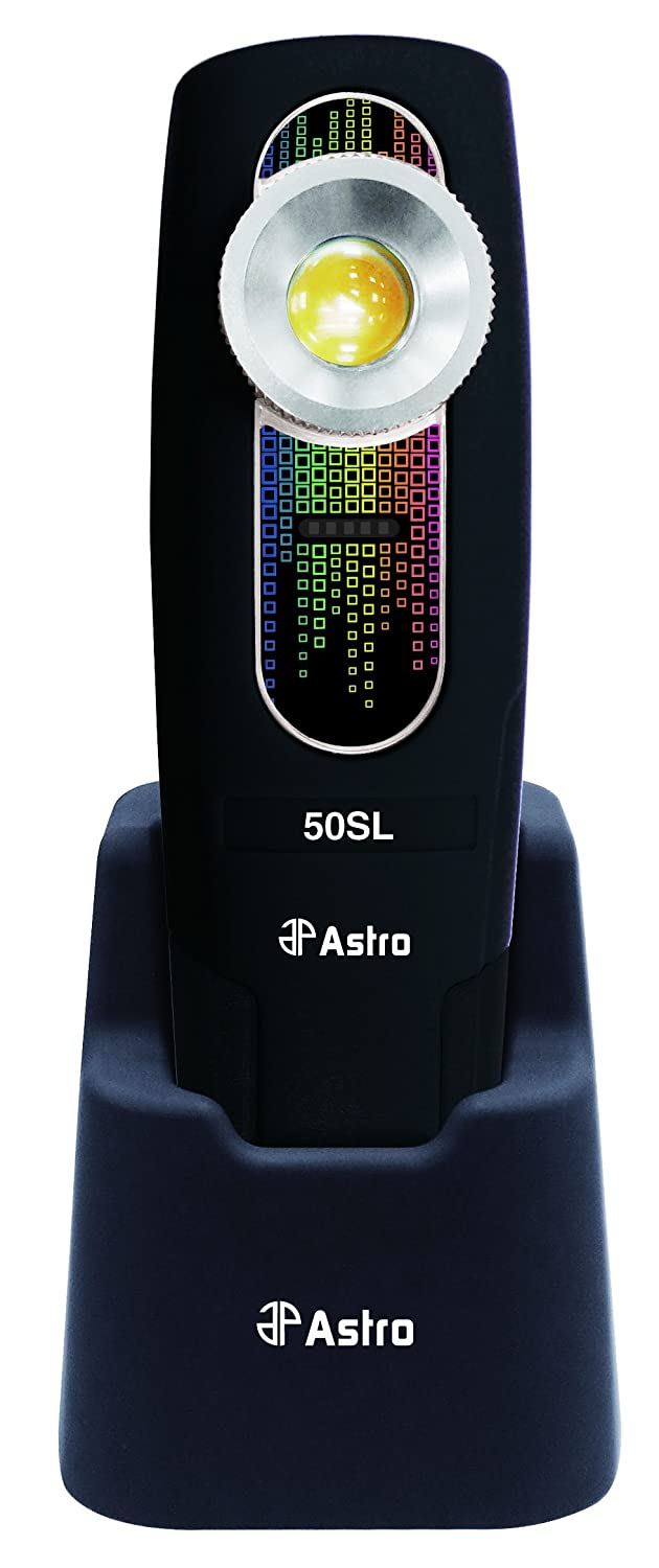 Astro Pneumatic Tool 50SL Sunlight 400 lm CRI 97 Rechargeable Handheld Color Match Light
