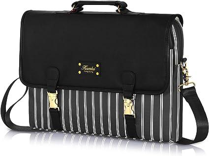 Laptop Case Briefcase Messenger Shoulder Bag for Men Women Horn Ok Please Laptop Bag