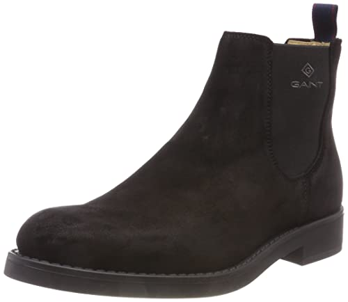 Gant Schuhe Chelsea Boots Veloursleder Herren Stiefeletten